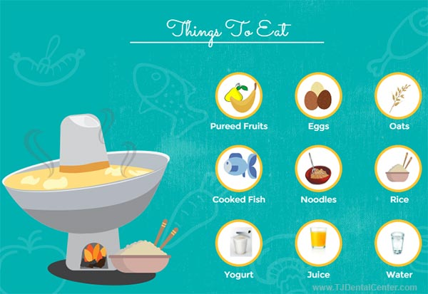 Things to Eat after Dental Implant Treatment