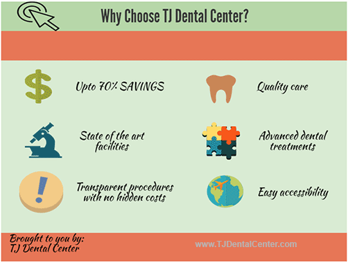 Benefits of TJ Dental Center